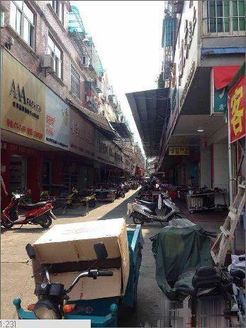 (出售)闽西交易城店铺商住两用售170万租5500