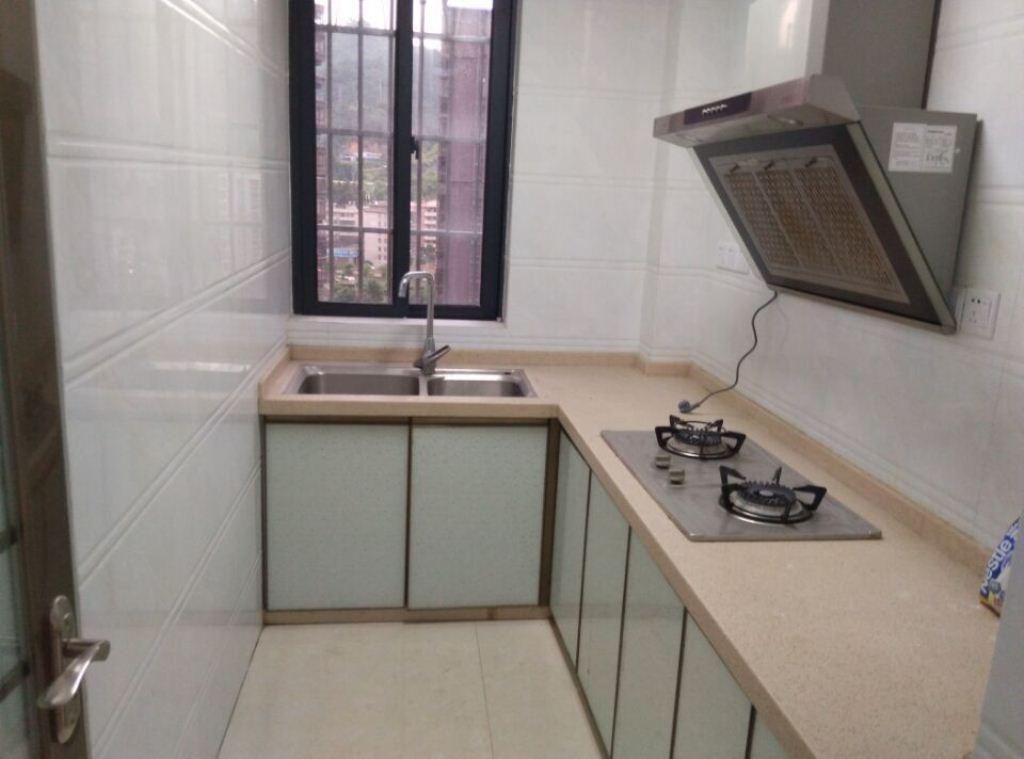 南城莲东花园式小区电梯高层全新欧式装修标准2房2厅
